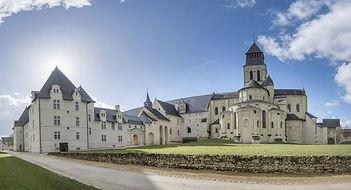 Fontevaud Abbey