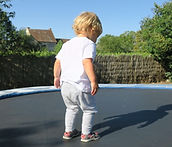 trampoline loire valley gite
