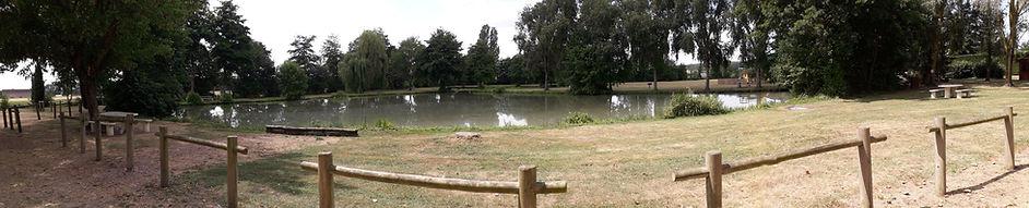 lake at panzoult