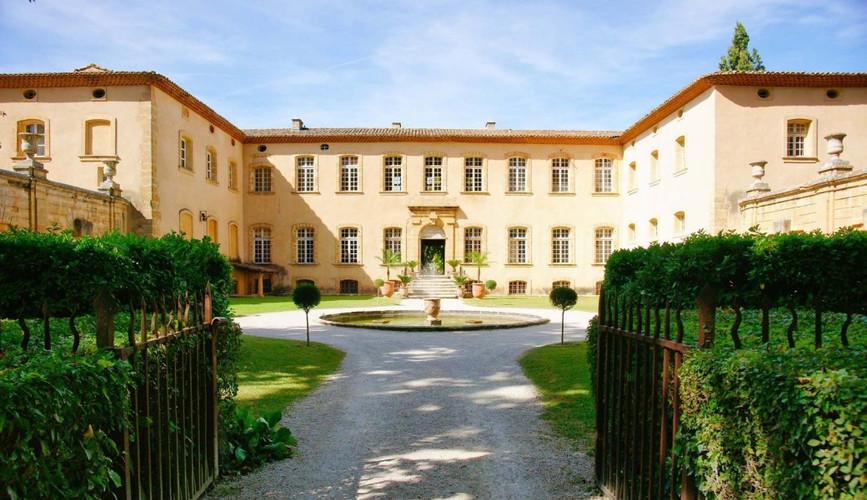Château la Pioline - Aix-en-Provence