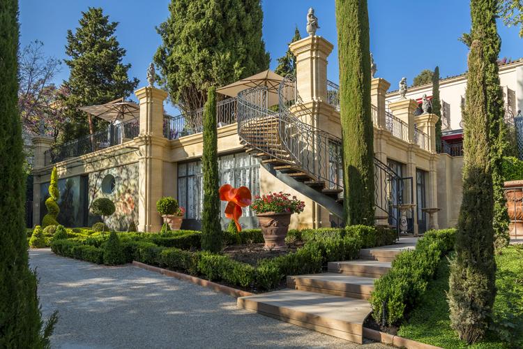 Villa Gallici - Aix en Provence