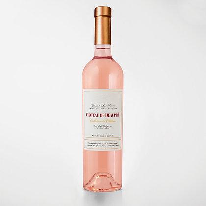 Cuvée ''La Collection du Château'' Rosé - 2020