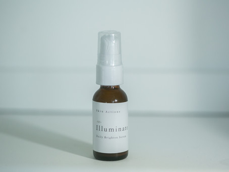 Skin Actions {Illuminate Daily Brightening Serum}