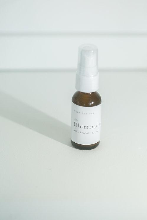 Skin Actions Illuminate Daily Brightening Serum