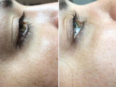 Our Lash Lift and Tint is Back!