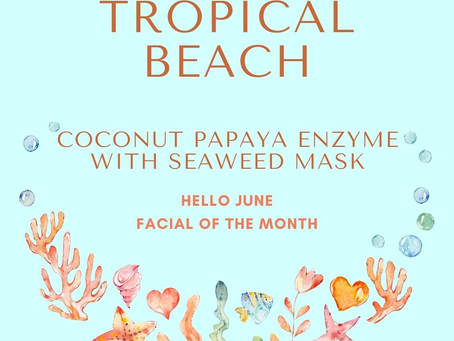 June Facial of the Month!