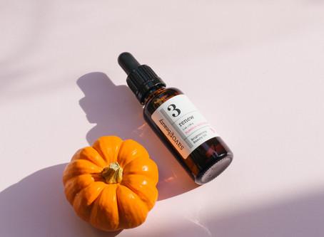 Manuka Honey and Pumpkin Hydrating Fall Facial