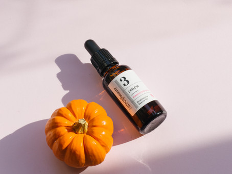 Manuka Honey and Pumpkin Hydrating Fall Facial