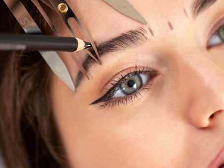 Brow Shaping and Waxing!