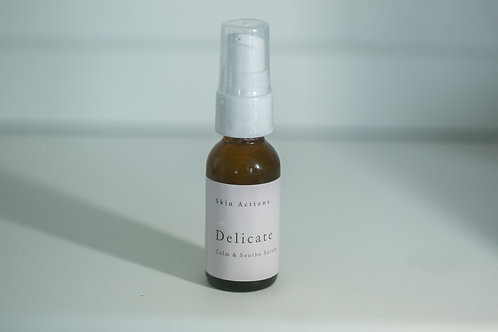 Skin Actions Delicate Calm & Soothe Serum