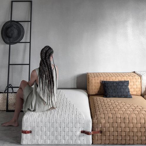 sofá módulo muxarabi