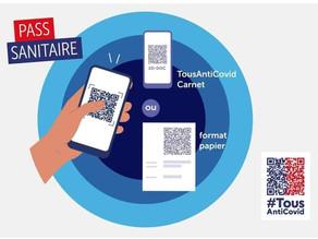 フランスでワクチンパスポートが導入される