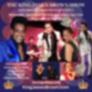 KJB Show with JN Catalina Jazz Club Sept
