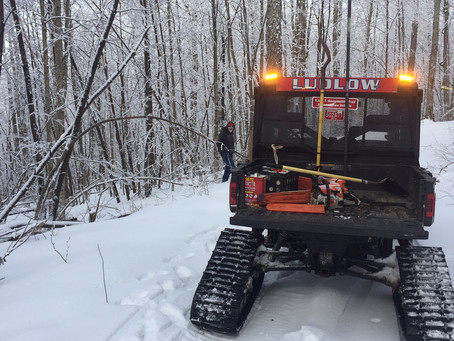 1/10/2021-Trail Report (use caution)