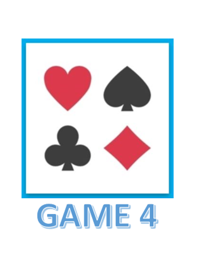 Virtual Poker Run Hand GAME 4 (5 cards)