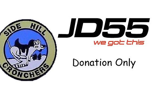 SHC-JD55 Charity Donation Only