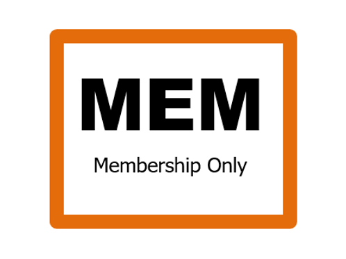 Membership Only - No TMA. Don't buy if you bought TMA-TMA prices include MEM)