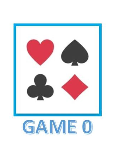 Virtual Poker Run Hand Game 0 (5 cards)