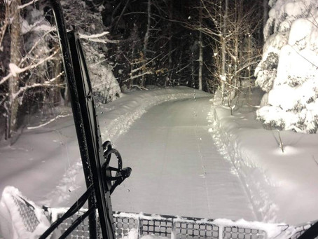 2/3/2021-Trail Report
