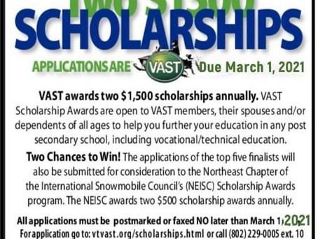 1/10/2021-VAST Scholarship