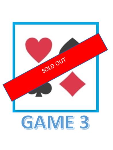 Virtual Poker Run Hand GAME 3 (5 cards)