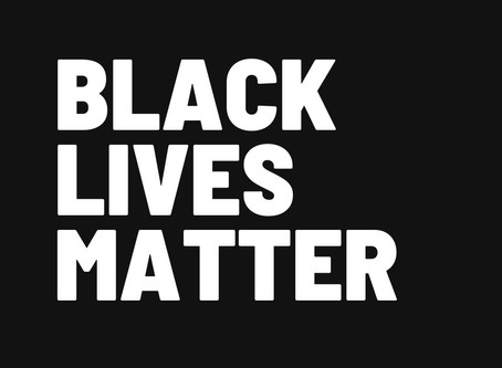 Black Lives Matter: My Commitments