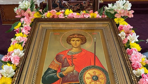 The Life Of St. George, Greatmartyr and Victory-Bearer