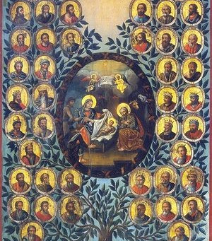 SUNDAY BEFORE THE NATIVITY OF CHRIST – THE HOLY FATHERS