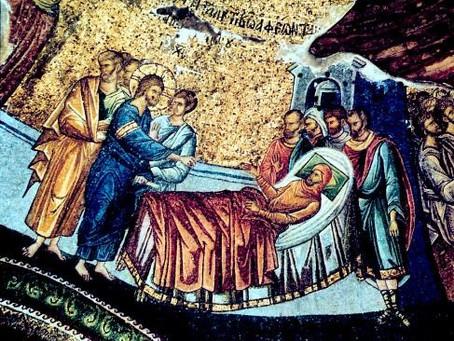 Sixth Sunday after Pentecost