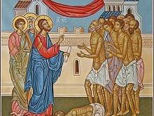 28th SUNDAY AFTER PENTECOST – 28-ма НЕДЕЛА ПО ПЕДЕСЕТНИЦА