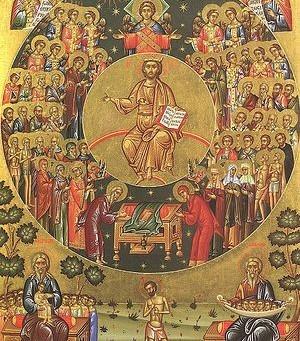 1st Sunday after Pentecost, Sunday of All Saints
