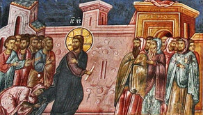 24th Sunday After Pentecost – 24-та Недела по Педесетница