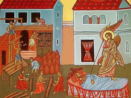 26th SUNDAY AFTER PENTECOST – 26-та НЕДЕЛА ПО ПЕДЕСЕТНИЦА