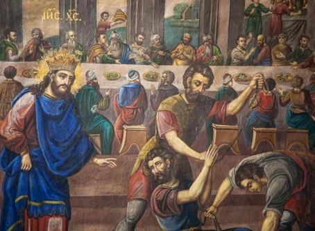 14TH SUNDAY AFTER PENTECOST – 14-та НЕДЕЛА ПО ПЕДЕСЕТНИЦА