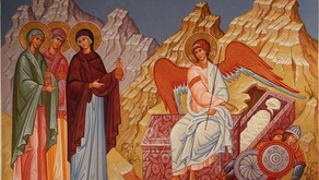 3rd Sunday of Pascha - Sunday of the Myrrh-bearing Women