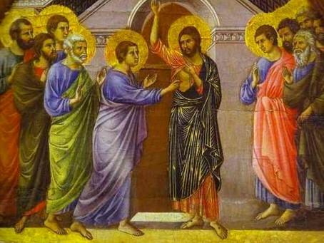 SUNDAY OF ST THOMAS – ТОМИНА НЕДЕЛА