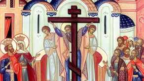 17th Sunday after Pentecost – after the Exaltation of the Cross Synaxis of the Macedonian Saints