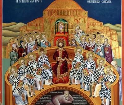 7th Sunday of Pascha - Sunday of the Holy Fathers of theFirst Ecumenical Council