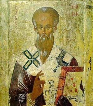 ST. CLEMENT OF OHRID, THE WONDERWORKER