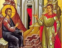5th Sunday of Pascha – Sunday of the Samaritan Woman