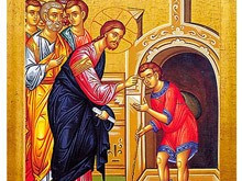 6th Sunday of Pascha – Healing of The Blind Man