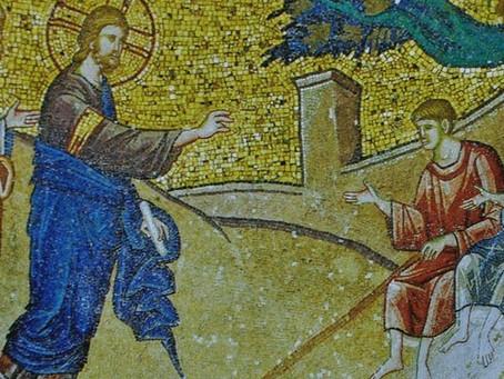 35TH SUNDAY AFTER PENTECOST – 35-та НЕДЕЛА ПО ПЕДЕСЕТНИЦА