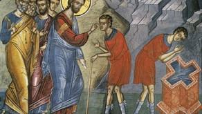 7th Sunday after Pentecost – Седма недела по Педесетница