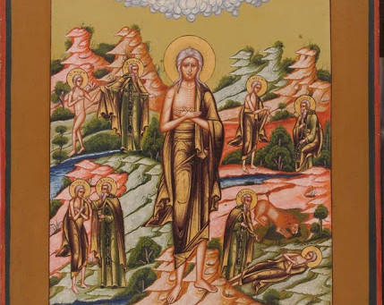 The Fifth Sunday of Lent - Sunday of St. Mary of Egypt