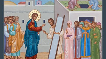 SECOND SUNDAY OF THE GREAT LENT – ST. GREGORY PALAMAS