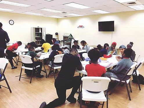 Next Generation Leaders Tutoring and Men
