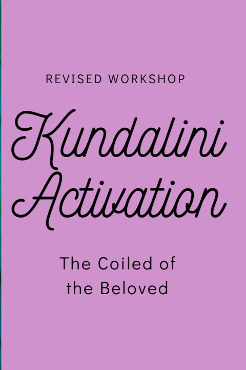 Kundalini Activation Workshop (Booked Out)