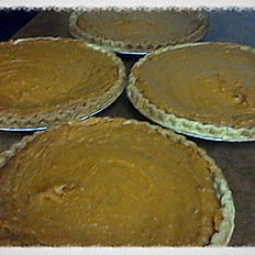 Sweet Potato Pie (Whole)