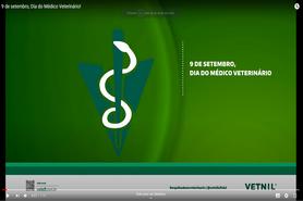Vetnil lança homenagem ao Dia do Veterinário