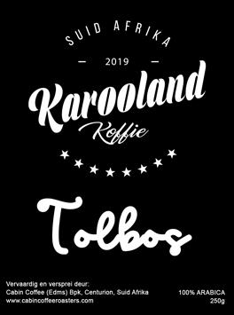 Tolbos - 1kg Medium Dark Roast